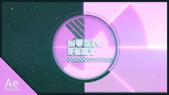 Videohive Music Fest 7102039