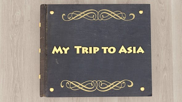Videohive My Trip to South East Asia 17143690