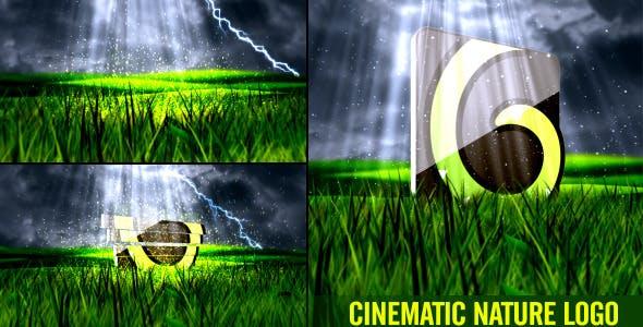 Videohive Nature Logo-Cinematic 9207208