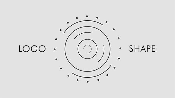 Videohive New Shapes Logo 15597204