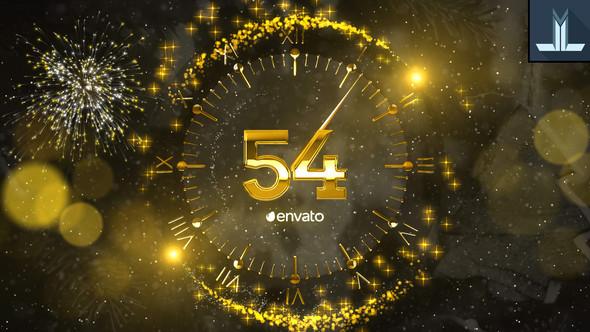 Videohive New Year Countdown 2019 23056020