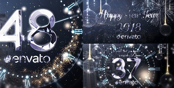 Videohive New Year Countdown 21127739