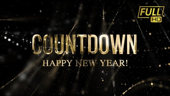 Videohive New Year Countdown 25263643