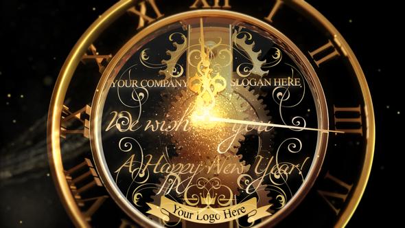 Videohive New Year Countdown Clock 2019 V2 6417745