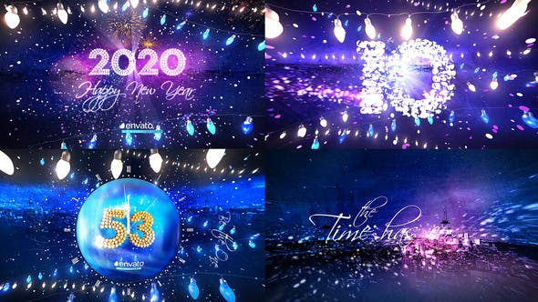 Videohive New Year Eve Party Countdown 2020 9777169