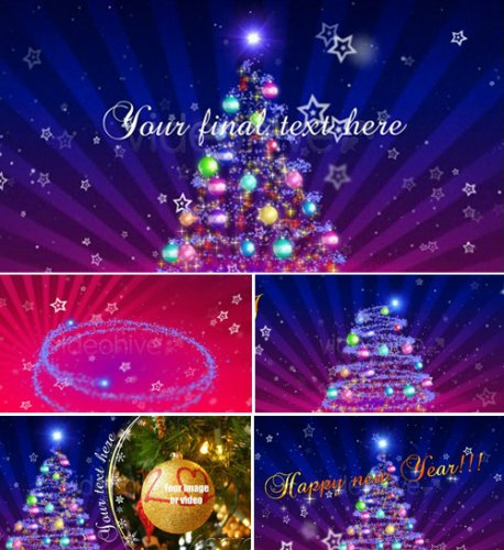 Videohive New Year Intro 75115