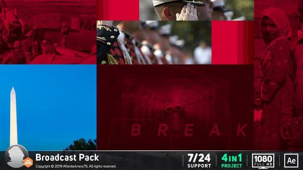Videohive News Opener Pack 18911218