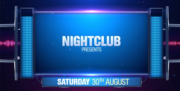 Videohive Night Club Promo 2909413