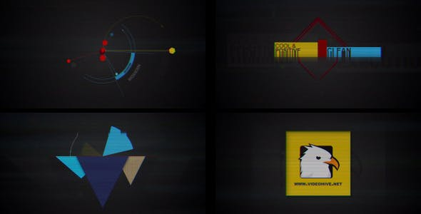 Videohive Noise Ident 8473336
