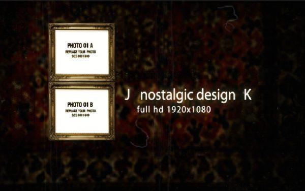Videohive Nostalgic Design 38413