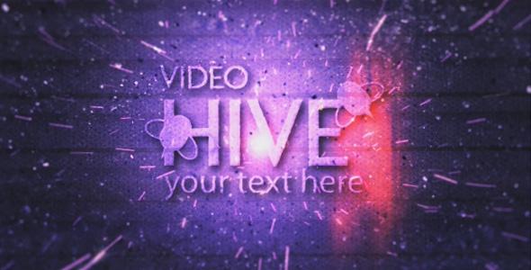 Videohive Nova Title HD 58904