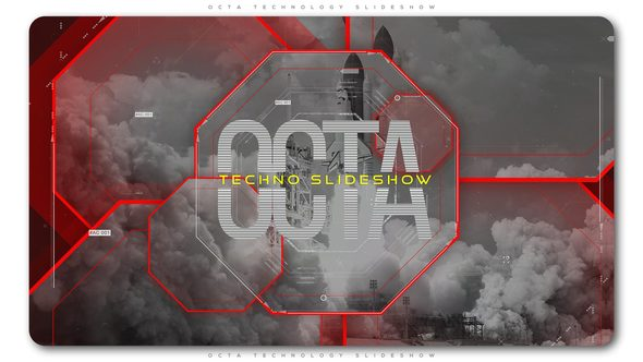 Videohive Octa Technology Slideshow 21621721