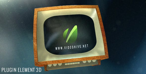 Videohive Old TV 3951774