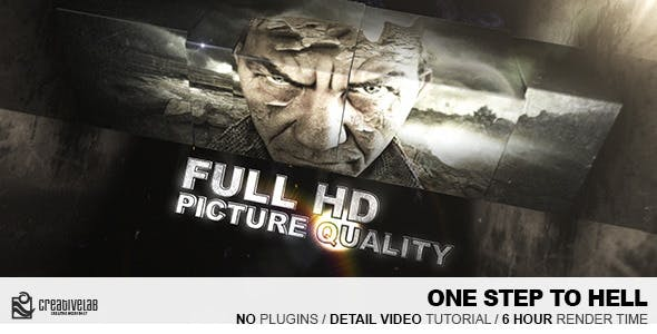 Videohive One Step To Hell 7842774