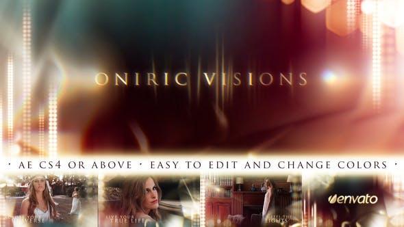 Videohive Oniric Visions 3418740