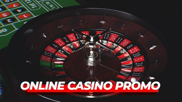Videohive Online Casino Promo 24425816