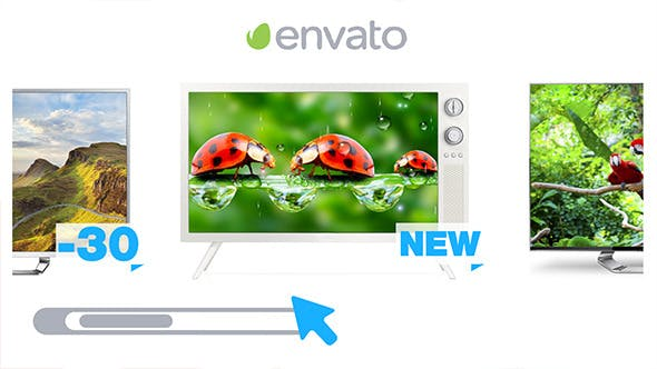 Videohive Online Shopping Opener 10407860