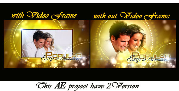 Videohive Our Celebrities