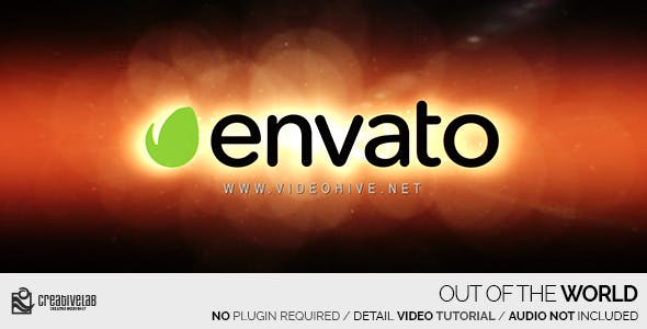 Videohive Out Of the World 18949720