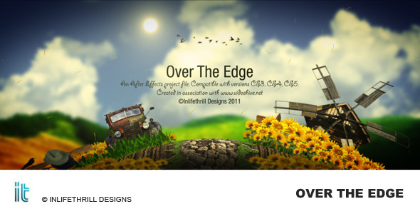Videohive Over The Edge