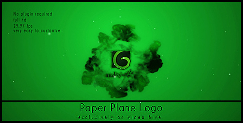Videohive Paper Planes