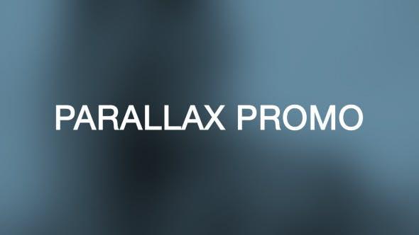 Videohive Parallax Promo 13422527