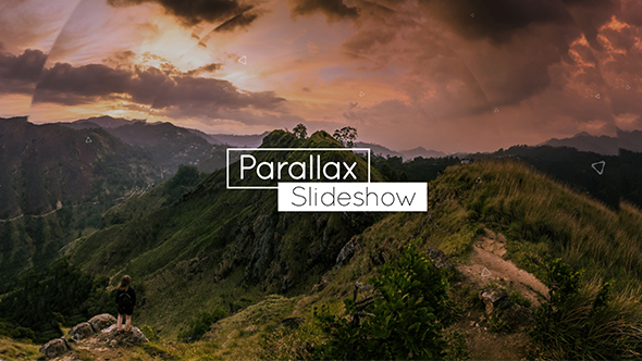 Videohive Parallax Slideshow Kit 19843324