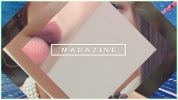 Videohive Parallax magazine 13127876