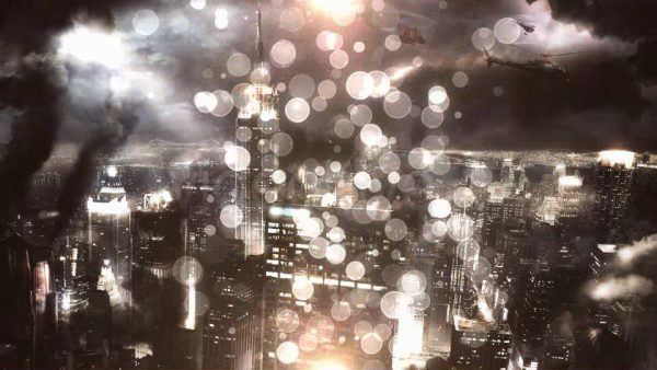 Videohive Particle & Flare Transition Bundle - 2