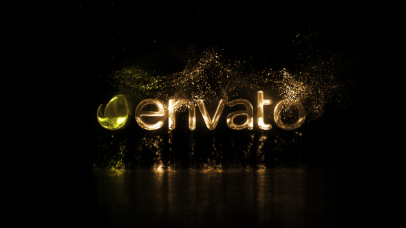 Videohive Particle Logo 20001529