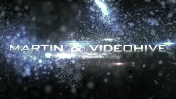 Videohive Particle World