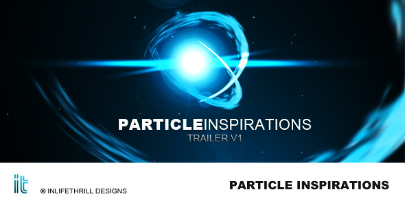 Videohive ParticleInspirations