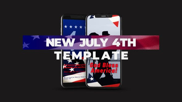 Videohive Patriot Day 4th of July Independence Day Template 27167116