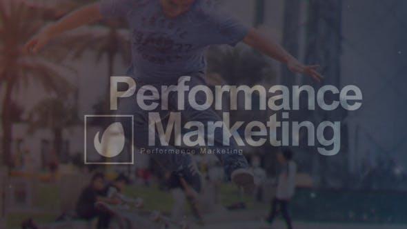 Videohive Performance Marketing 13243641