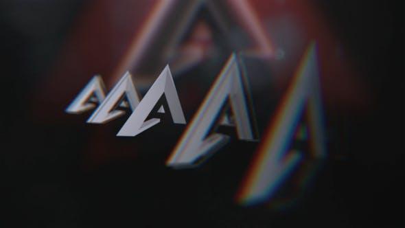 Videohive Perspective Logo Intro 25870464