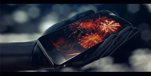 Videohive Phone Reveal 18565212