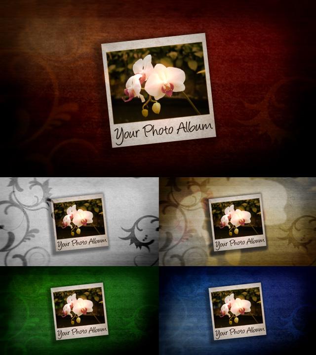 Videohive Photo Album.36108