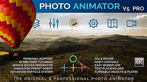 Videohive Photo Animator v5 12972961