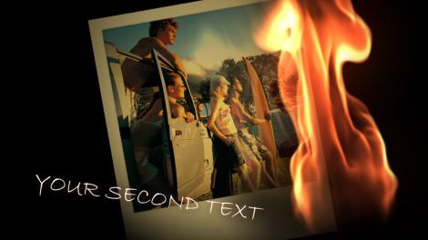 Videohive Photo Clicks V2 Fire.59330