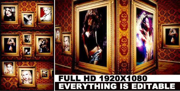 Videohive Photo Exhibition 590589