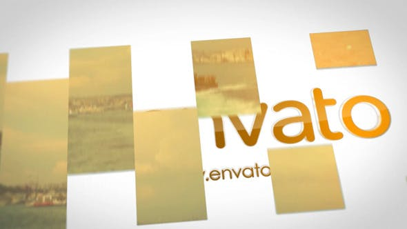 Videohive Photo Logo Opener 9723316