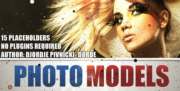 Videohive Photo Models 479096
