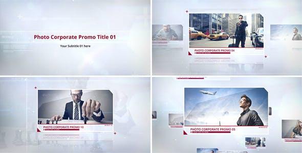 Videohive Photo Opener - Corporate Promo 12074538
