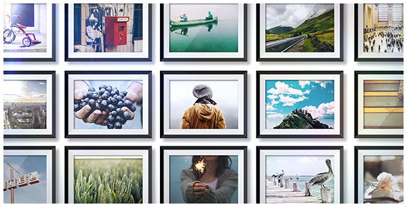 Videohive Photo Slide - Gallery 11452163
