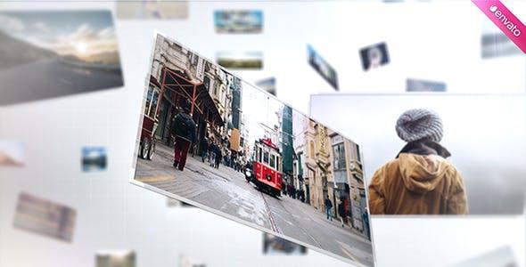 Videohive Photo Slide - Opener 11004491