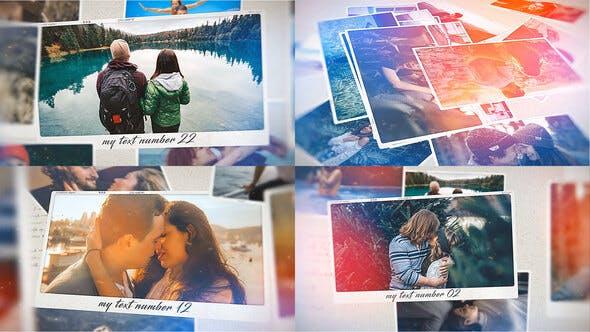Videohive Photo Slideshow - Memories Gallery 25216843