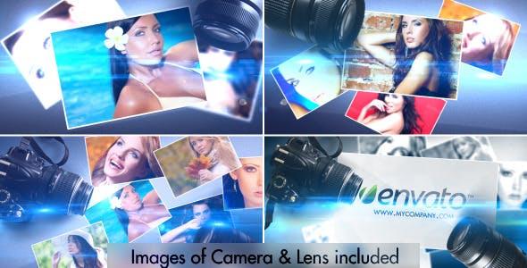 Videohive Photographers Logo 4719254