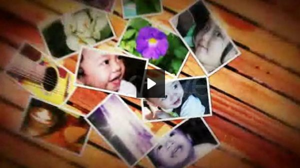 Videohive Photos On The Wall 78100