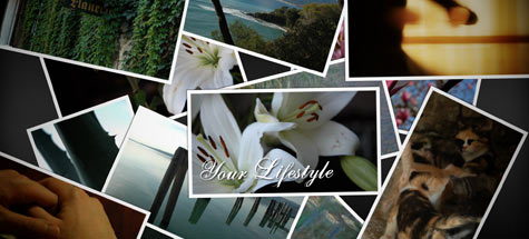 Videohive Pictures Collage
