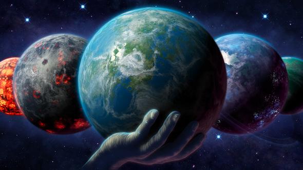 Videohive Planet Maker 22194026
